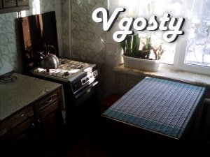 2shka apartment near the center - Apartments for daily rent from owners - Vgosty