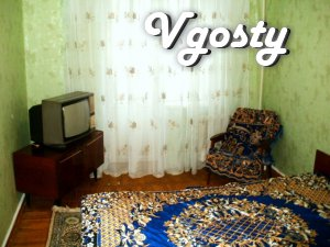 Comfortable two room apartment inexpensively - Apartments for daily rent from owners - Vgosty