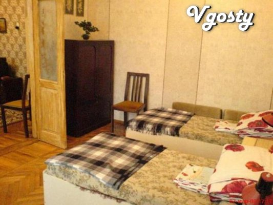 Most (80 sq.m.), clean apartment after repair. - Apartments for daily rent from owners - Vgosty