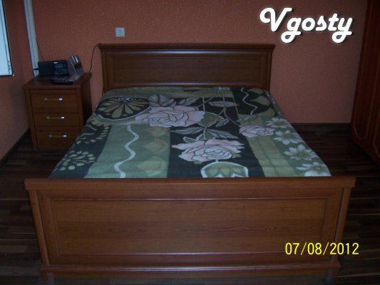 Mini-hotel in the center of Vinnitsa - Apartments for daily rent from owners - Vgosty