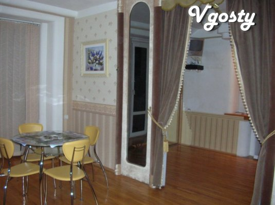 Flat mirrors for lovers - Apartments for daily rent from owners - Vgosty