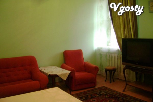 the Center of the Cathedral - Apartments for daily rent from owners - Vgosty