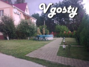 House 300m.kv. ( forest, river, Kiev Sea ) - Apartments for daily rent from owners - Vgosty