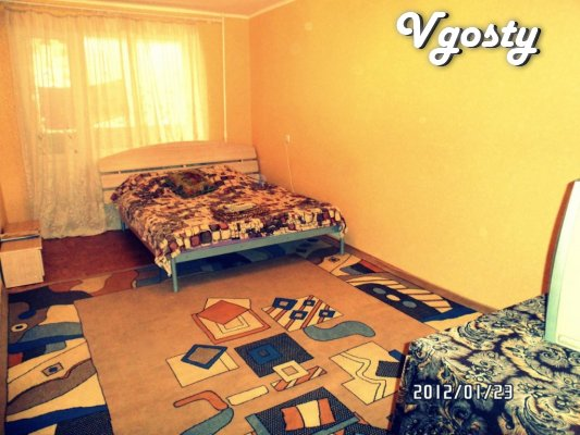 1 room for pr.Ilicha.5 minutes from the center - Apartments for daily rent from owners - Vgosty