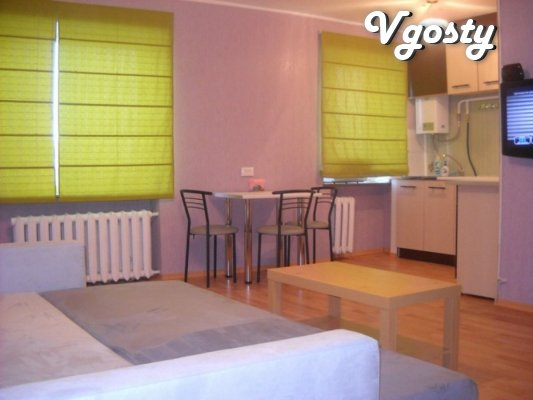 1-Substation, Duffy, Gagarin - Apartments for daily rent from owners - Vgosty