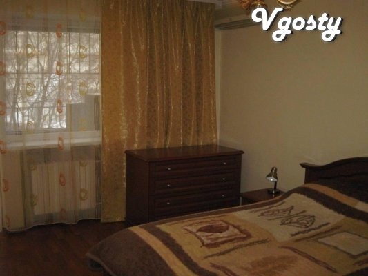 Apartment for rent in the center of Dnepropetrovsk, at the intersectio - Apartments for daily rent from owners - Vgosty