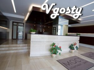 Luxury apartment in the exclusive Bridge City with a balcony view of t - Apartments for daily rent from owners - Vgosty